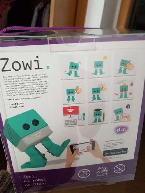 Imagen producto Zowi Juguete Interactivo  2