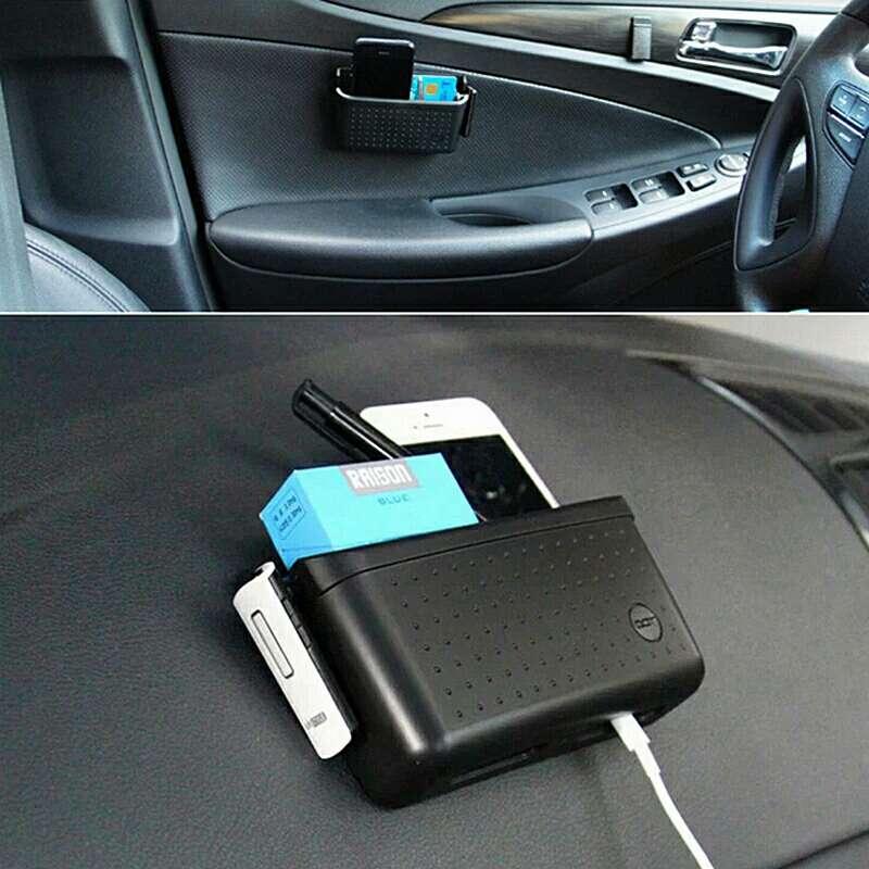 Imagen producto Caja organizadora adhesiva para vehículo  4