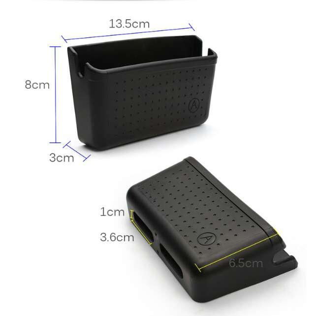 Imagen producto Caja organizadora adhesiva para vehículo  6
