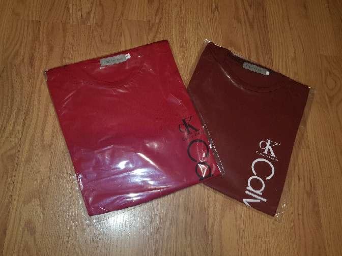 Imagen producto Camisetas nuevas  1