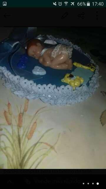 Imagen bebe de super Sculpey