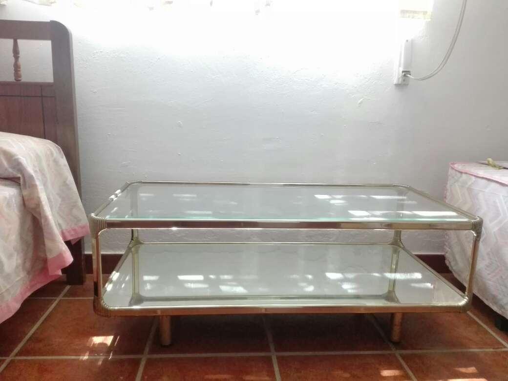 Imagen cunjunto mesas de cristal