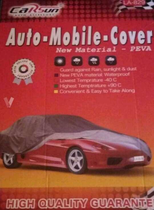 Imagen producto Funda de coche impermeable total nueva 3