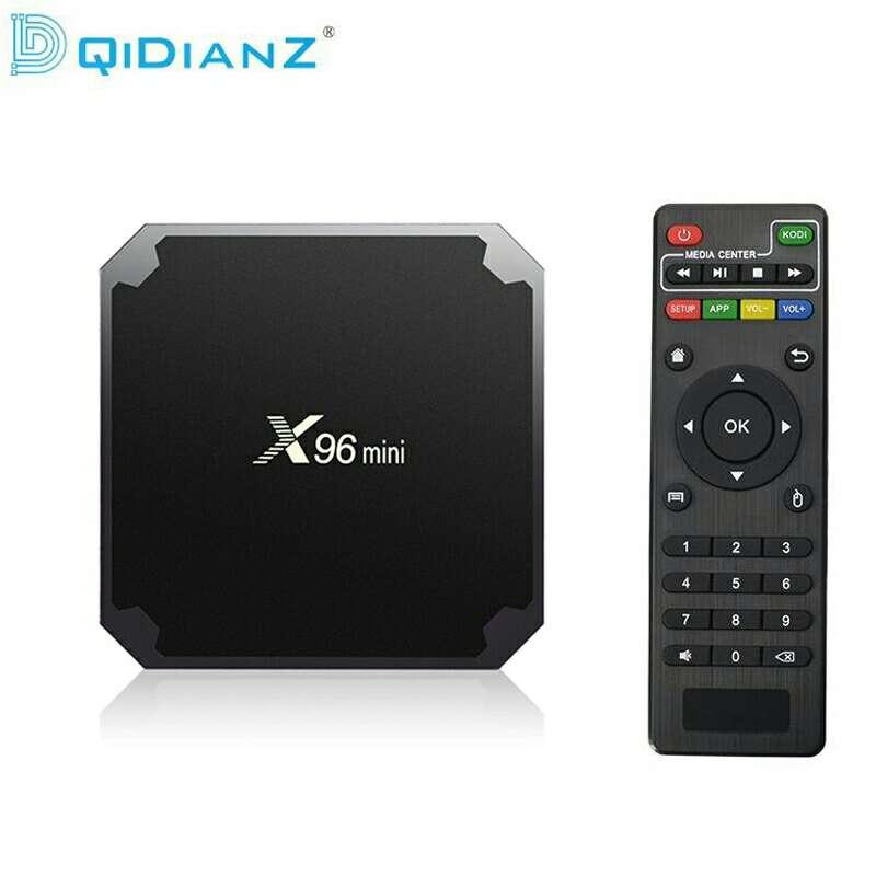 Imagen Tv box X96 mini 1 GB RAM 8 GB ROM nuevo