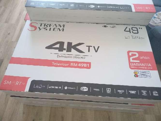 Imagen producto TV 49' 4k wifi 2
