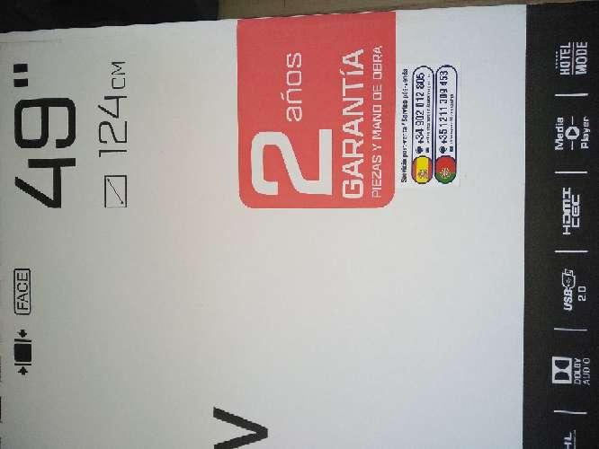 Imagen producto TV pantalla ultrafina 2