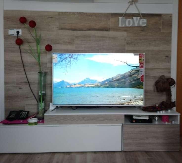 Imagen TV pantalla ultrafina
