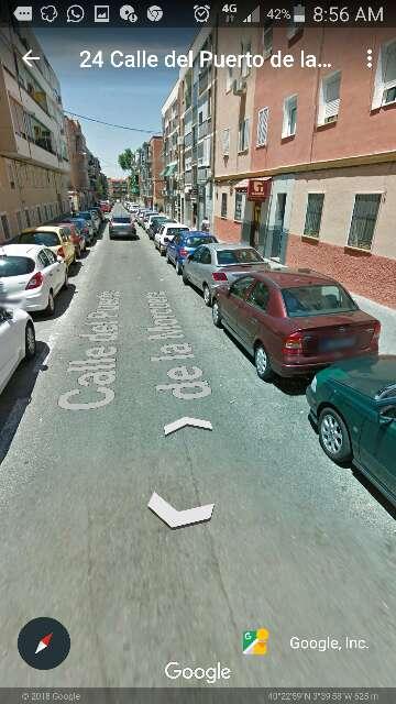 Imagen Vendo piso Vallecas Calle Puerto De La Morcuera.