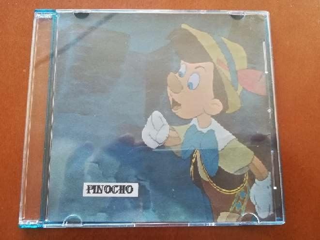 Imagen DVD de Pinocho