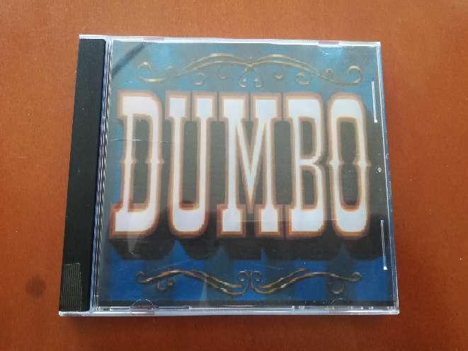 Imagen DVD de Dumbo