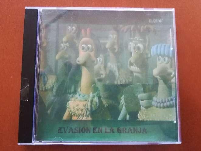 Imagen DVD Evasión en la granja