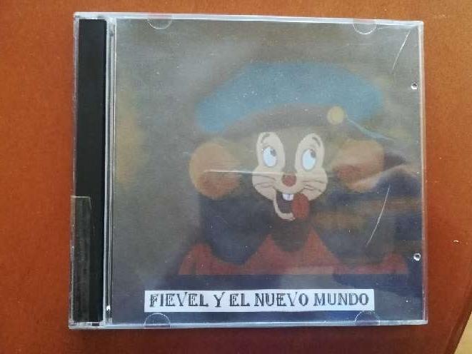 Imagen 4 DVD de Fievel