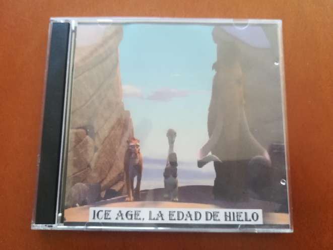 Imagen 3 DVD Ice Age La Edad de Hielo