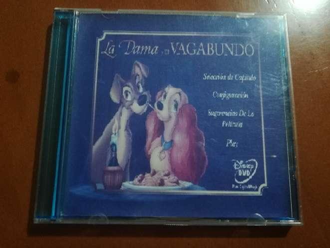 Imagen 2 DVD La dama y el vagabundo