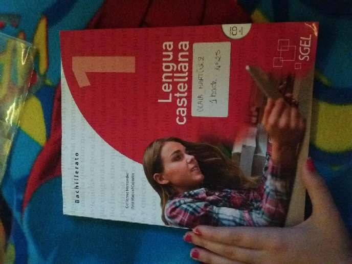 Imagen Vendo libros de 1 de bachillerato todas las asignaturas