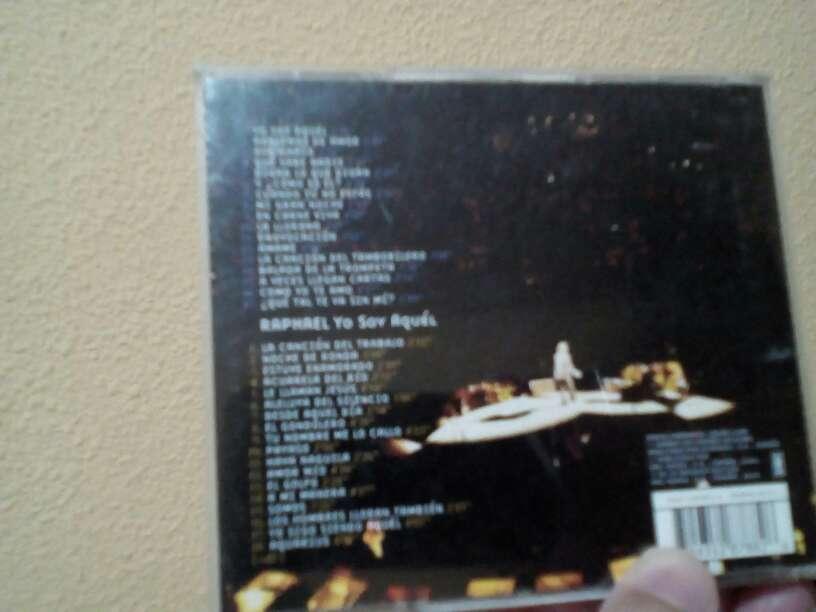 Imagen producto Doble cd cantante Raphael 3
