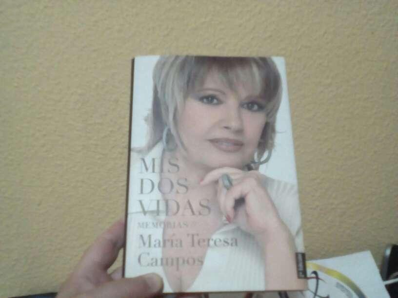 Imagen Libro memorias Mafia Teresa Campos