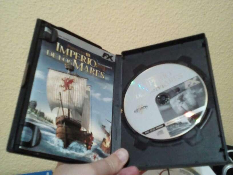 Imagen vídeo juego de ordenador