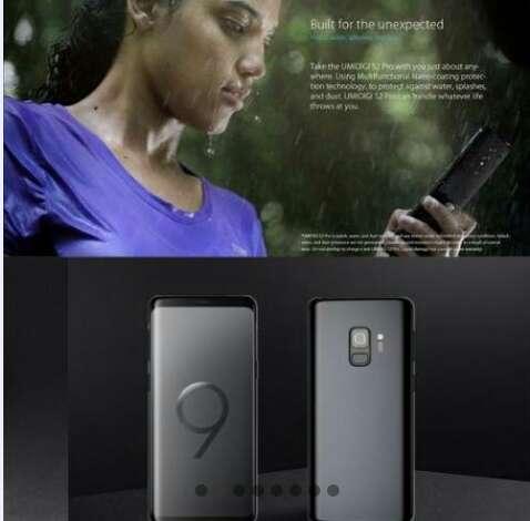 Imagen producto Teléfono móvil S9 doble sim 2
