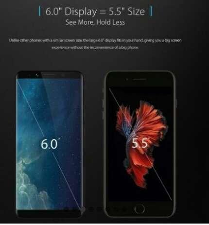 Imagen producto Teléfono móvil S9 doble sim 3