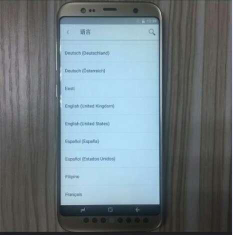 Imagen producto Teléfono móvil S9 doble sim 4