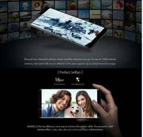 Imagen producto Teléfono móvil S9 doble sim 7