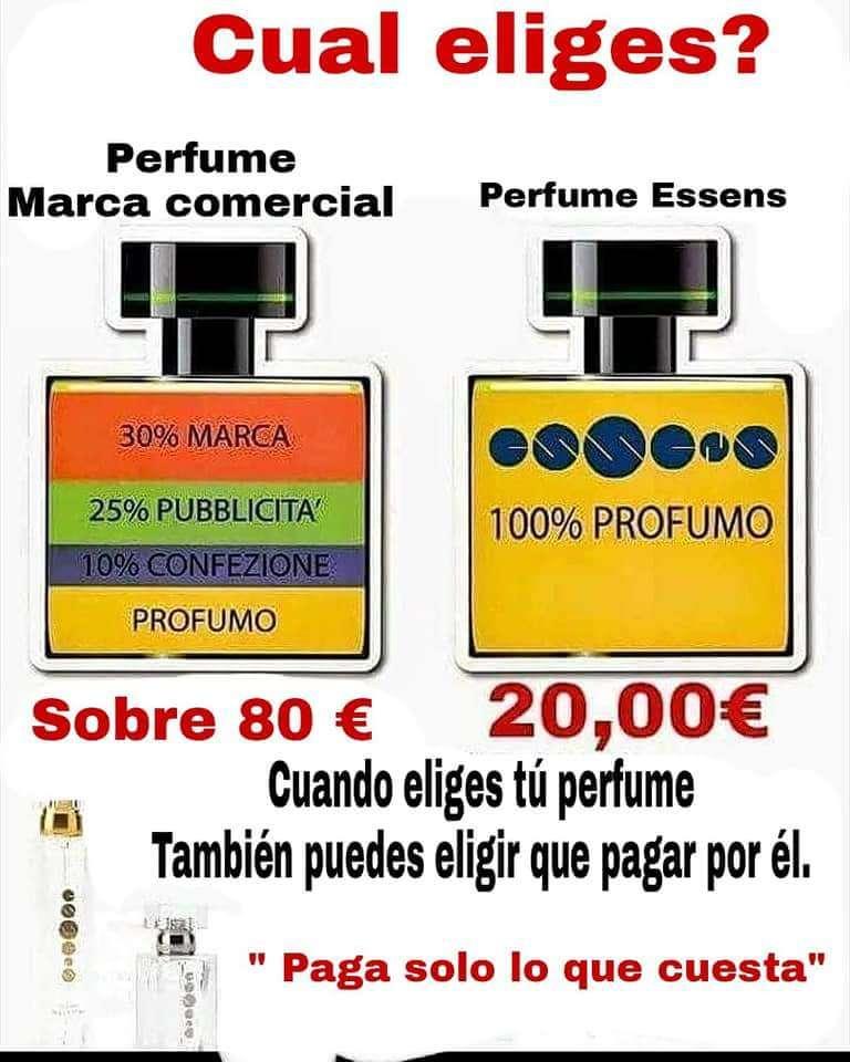 Imagen perfume original con un 20% de esencia de flor y sin QUÍMICOS AGRESIVOS