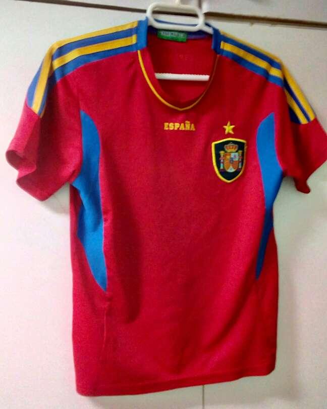 Imagen Camiseta España talla 14