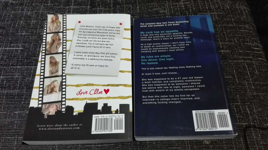 Imagen producto Dos novelas romanticas en inglés 2