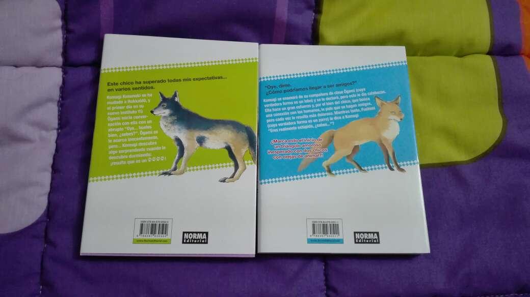 Imagen producto Mi chico lobo 2
