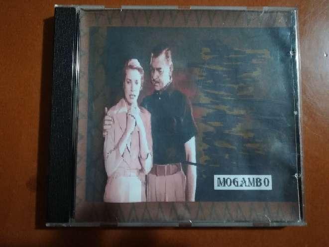 Imagen DVD de Mogambo