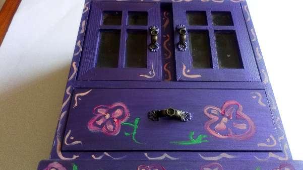 Imagen Armario con puertas y cajón