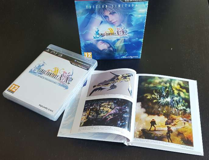 Imagen PS3 Final Fantasy X/X2 HD Limited Edition
