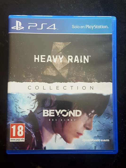 Imagen PS4 Heavy Rain & Beyond Collection