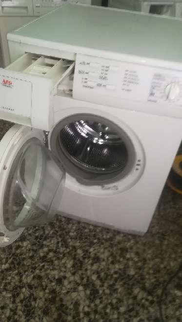 Imagen lavadora Aeg
