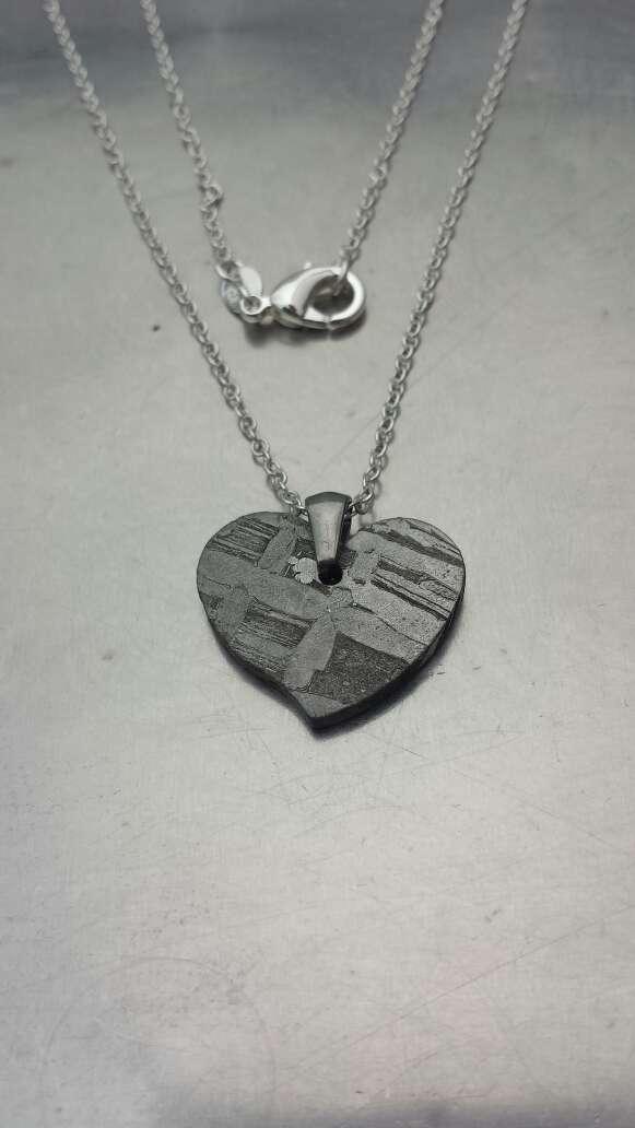Imagen Corazón con cadena