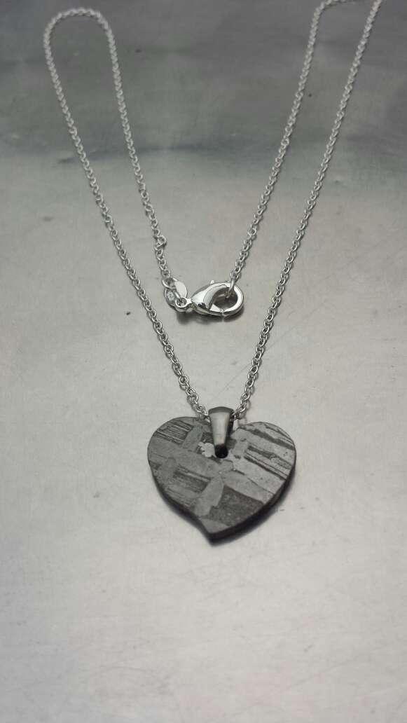 Imagen producto Corazón con cadena  2
