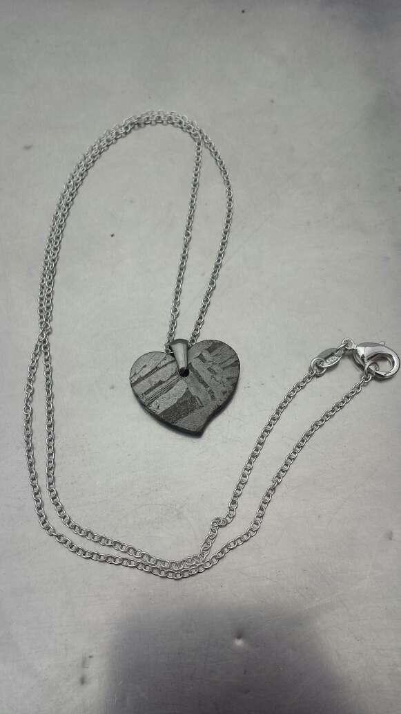 Imagen producto Corazón con cadena  4