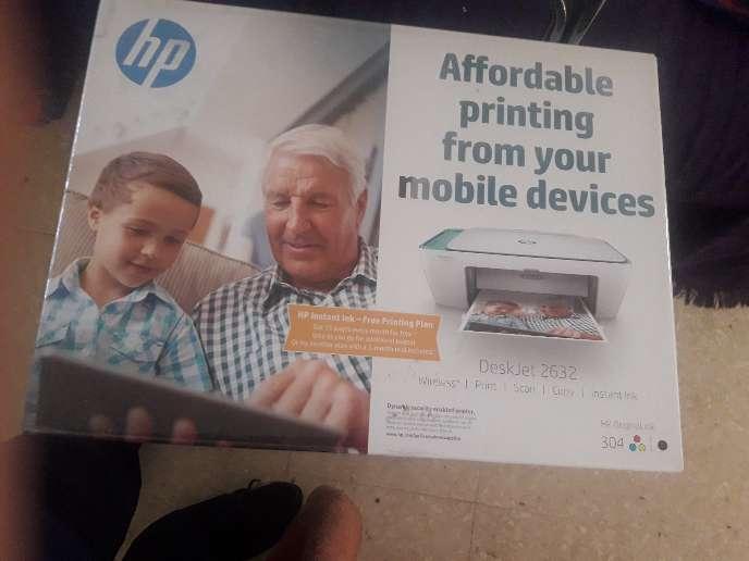 Imagen producto Impresora hp nueva 3