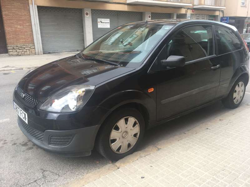 Imagen producto Ford fiesta 7