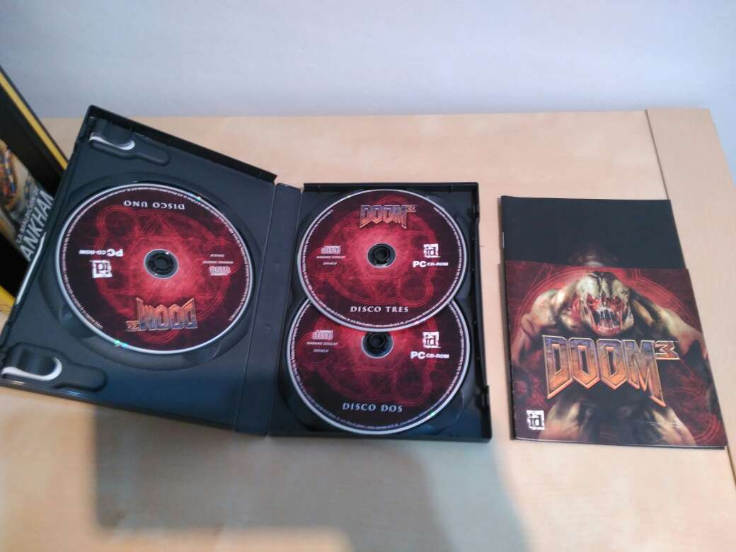 Imagen producto Doom 3 PC videojuego retro 2