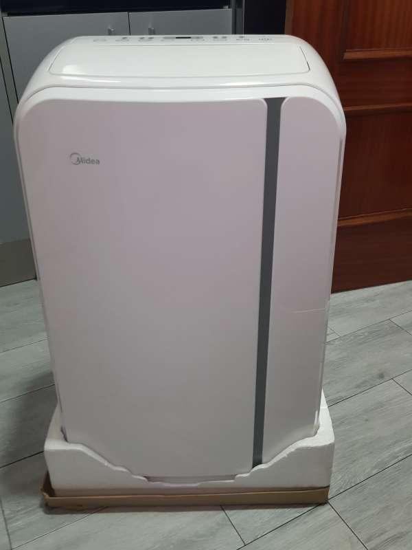 Imagen aire acondicionado portátil nuevo