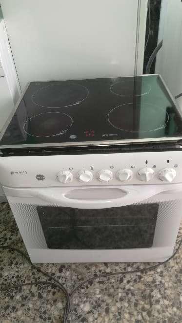 Imagen cocina horno vitro