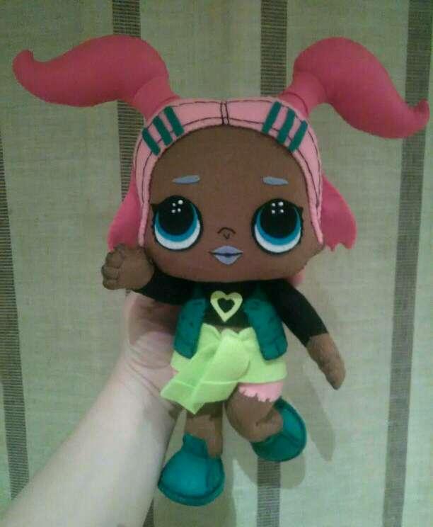 Imagen Muñeca Lol surprise modelo confetti pop doll VRQT