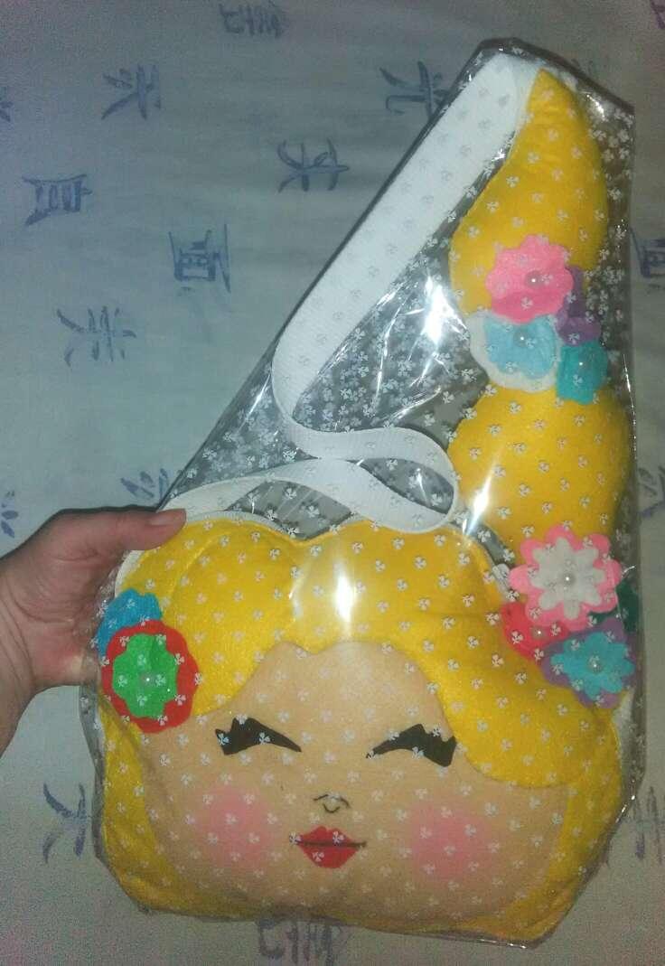 Imagen Bolso princesa rapunzel