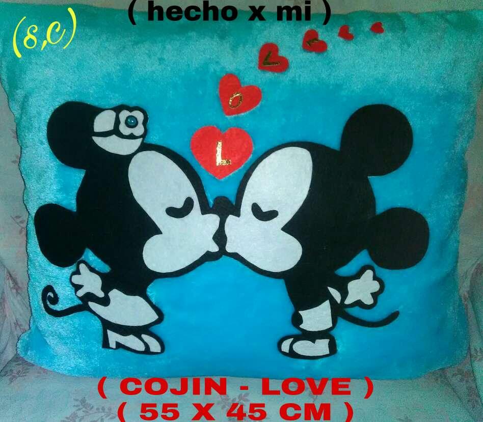 Imagen Cojin decorativo Love