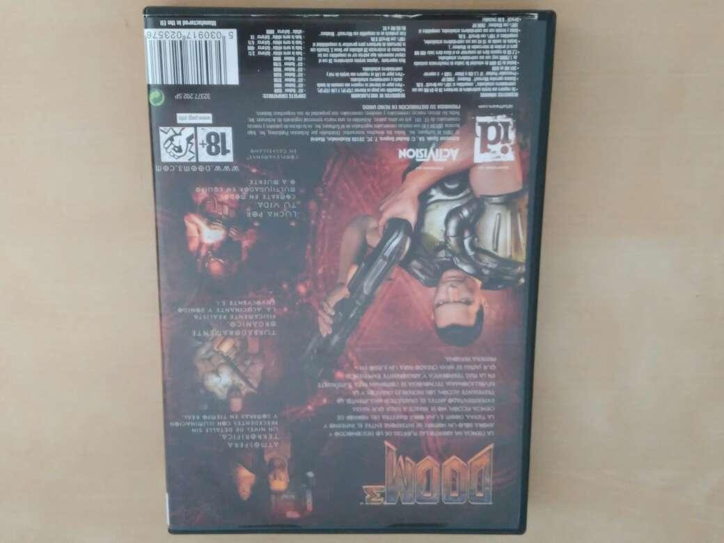 Imagen producto Doom 3 PC videojuego retro 3
