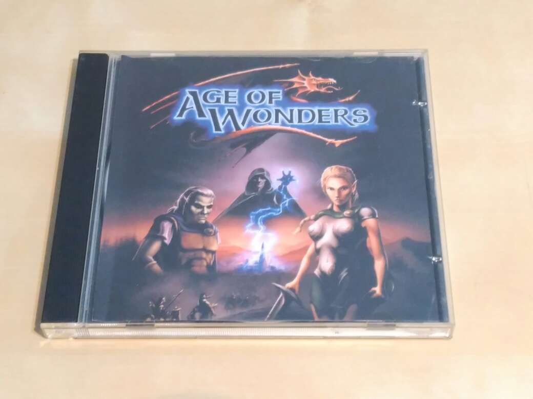 Imagen Age of Wonders PC videojuego retro