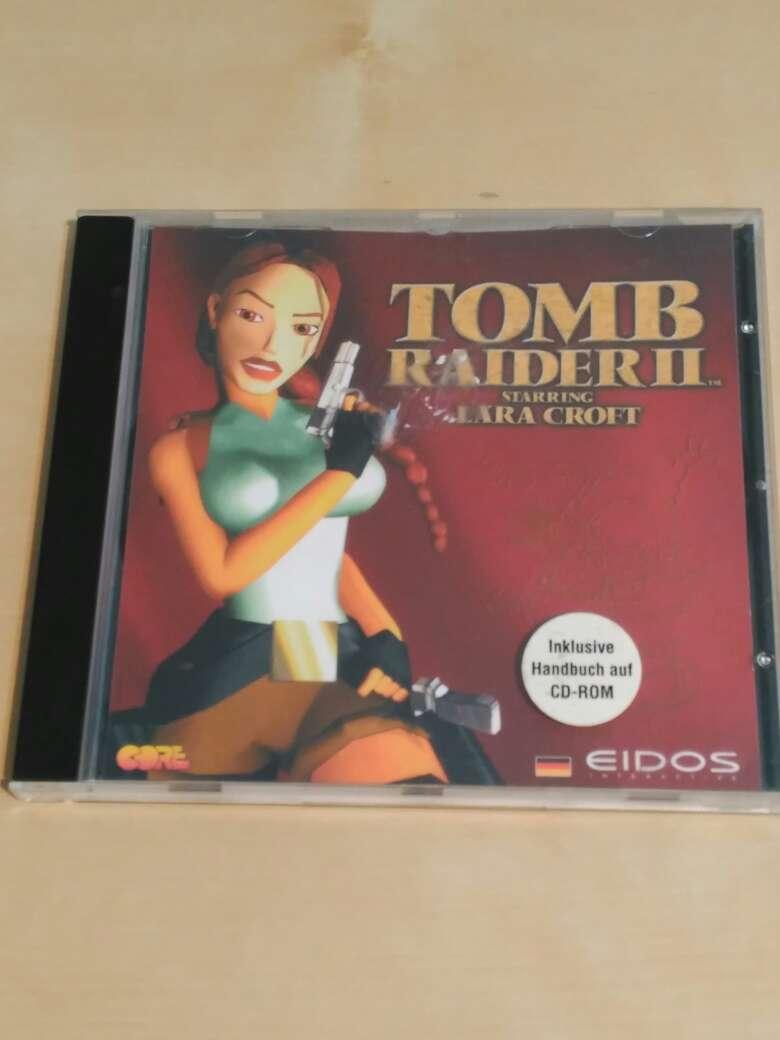 Imagen Tomb Raider II PC videojuego retro