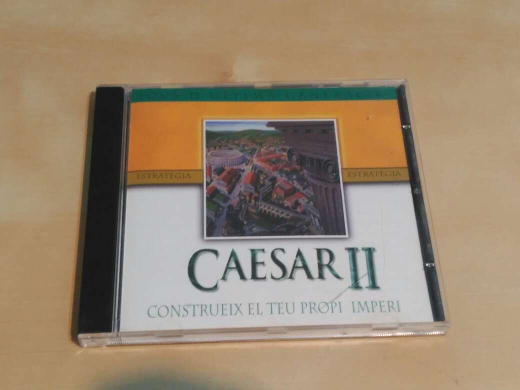 Imagen Caesar II PC videojuego retro
